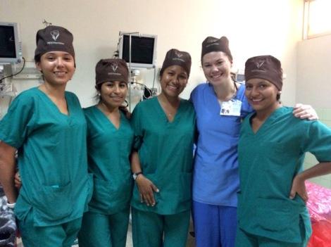 USAT nurses